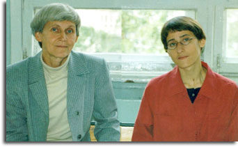 Authors of educational books. A.Lopatina and M.Skrebtsova