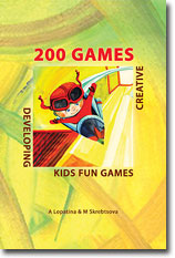 Educational games for children: book online