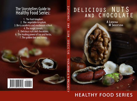 Delicious Nuts and Chocolate